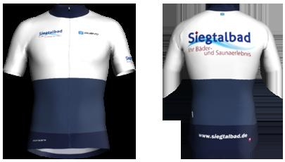 Siegtalbad Fahrradtrikot